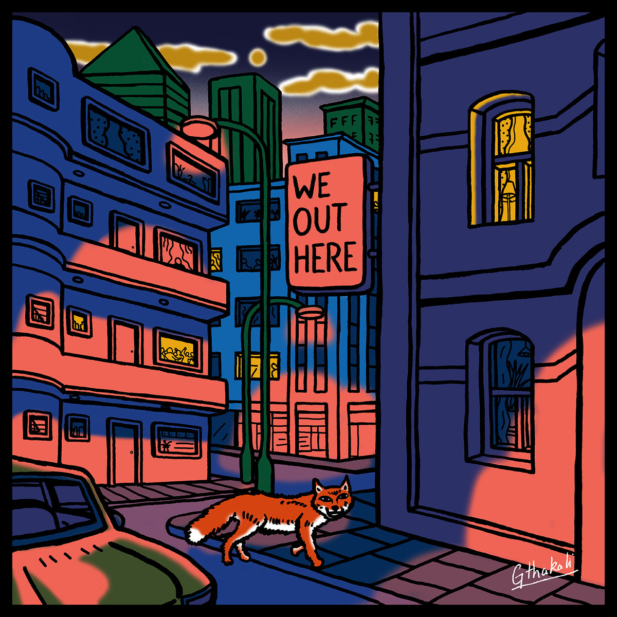 First Thoughts: Various Artists – We Out Here