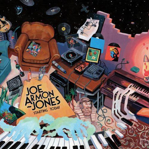 Joe Armon-Jones – StartingToday