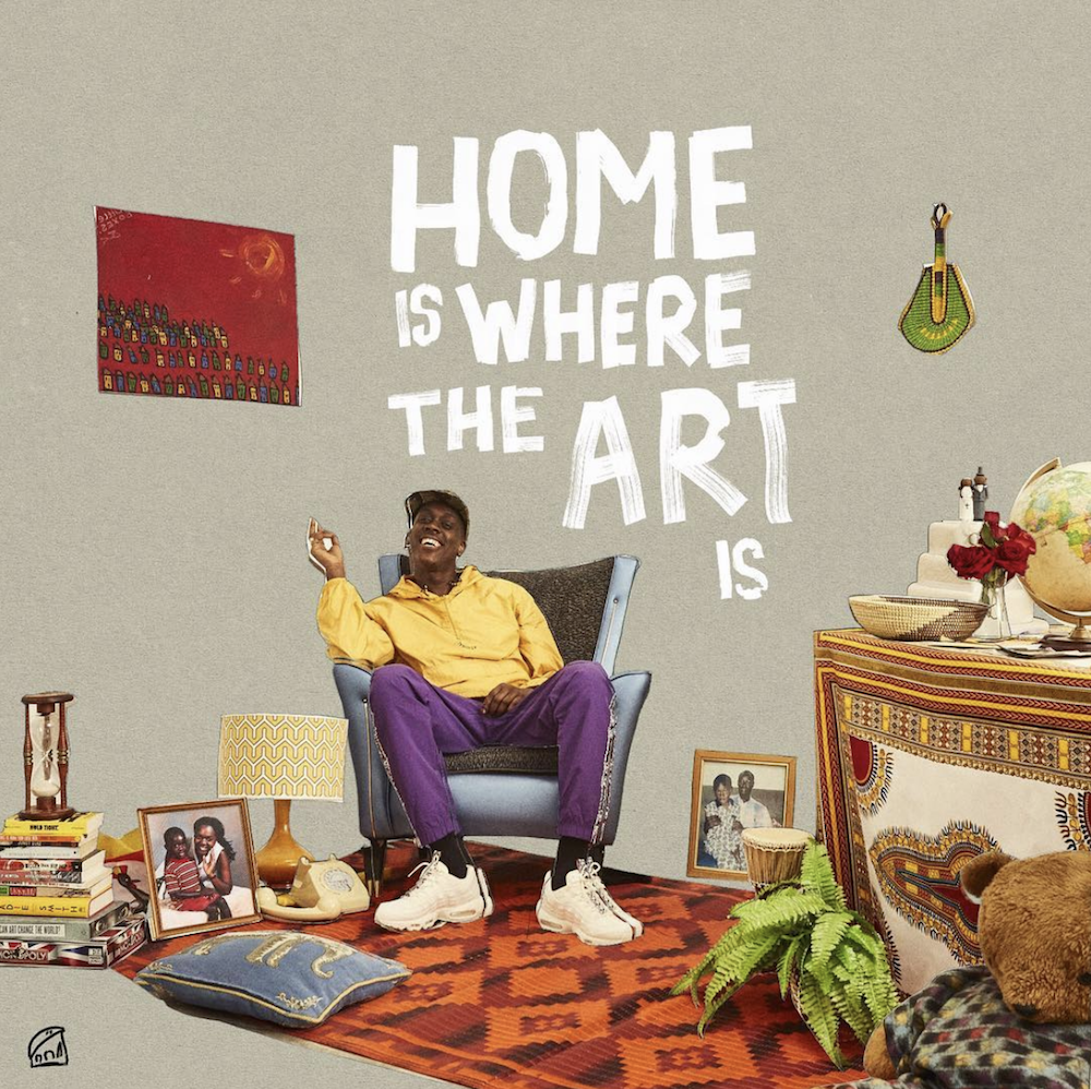 First Thoughts: Barney Artist – Home Is Where The Art Is'