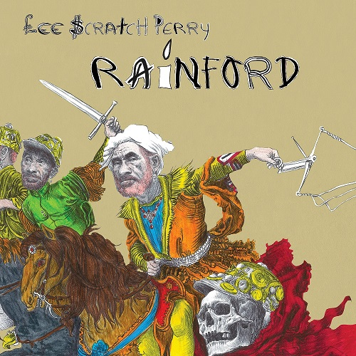 NEWS: Musical Giant Lee 'Scratch' Perry Announces New Album with Reggae Legend AdamSherwood