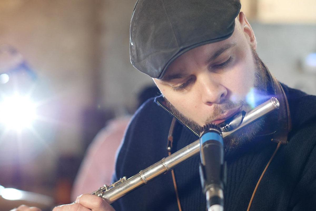 NEW MUSIC: Pioneering UK Jazz Figure – Tenderlonious Announces New Album Produced Album 'HardRains'
