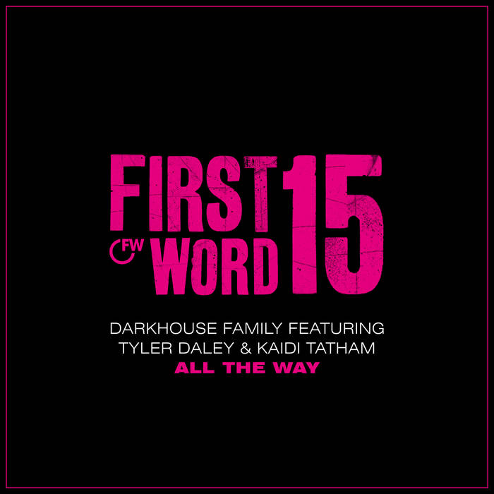New Music: Cardiff Duo – The Darkhouse Family Celebrate First Word Records'  15th Anniversary with a NewRelease