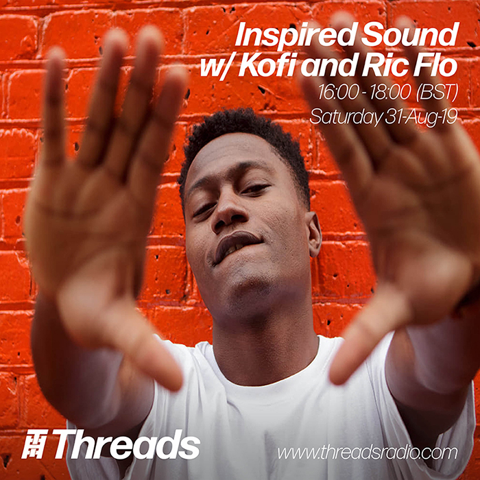 Radio: Inspired Sound Radio x Threads Radio 001