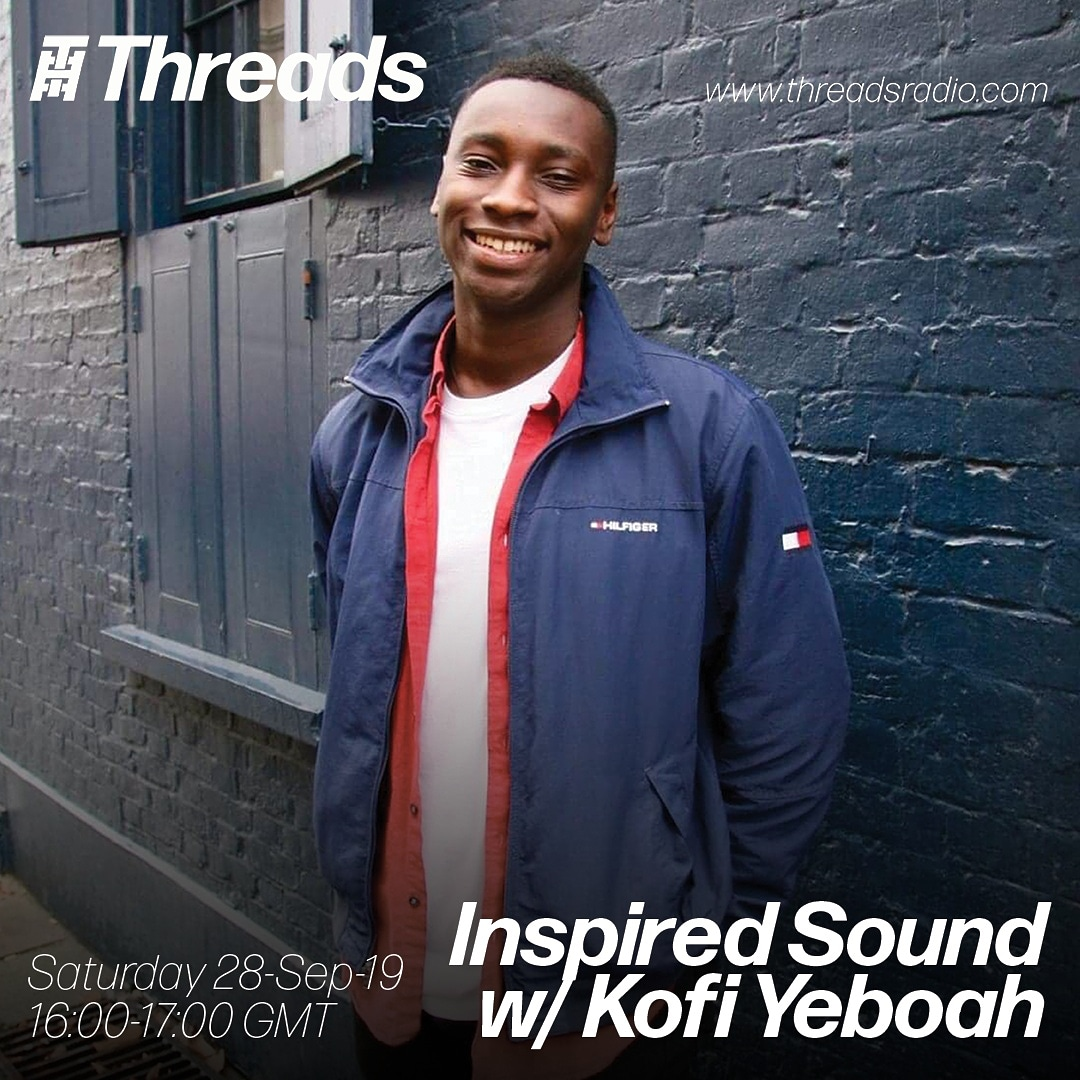 Radio: Inspired Sound Radio x Threads Radio 002