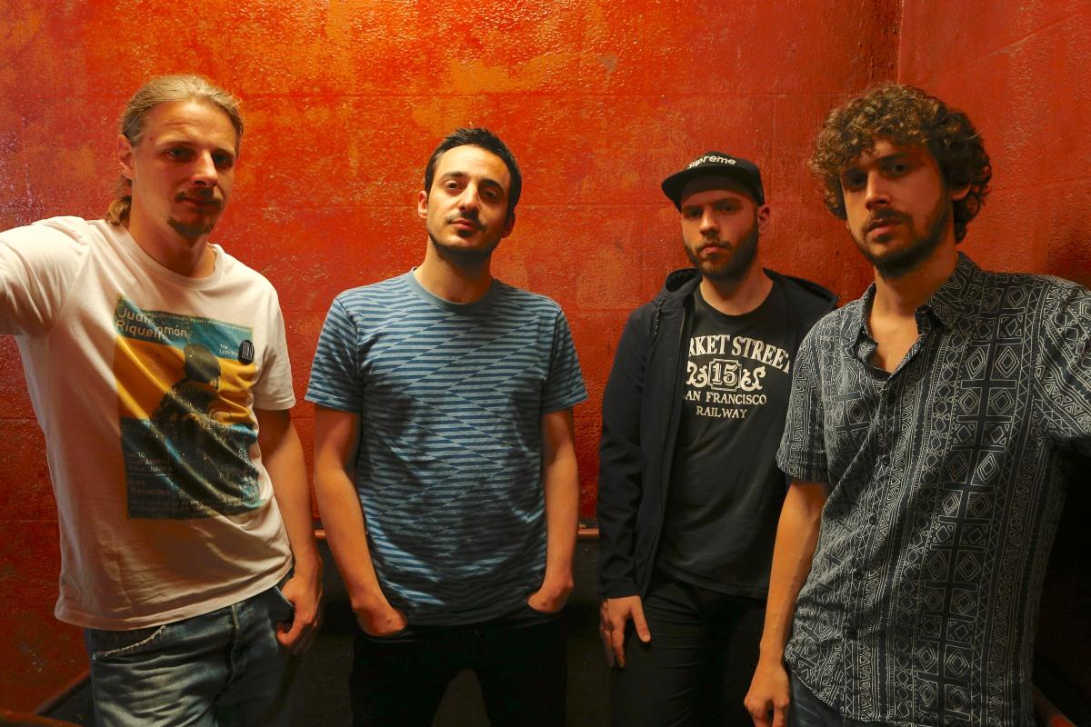 New Music: Experimental Futuristic Four-Piece Brussels based Group, ECHT! Announce New Single + Album ReleaseDate