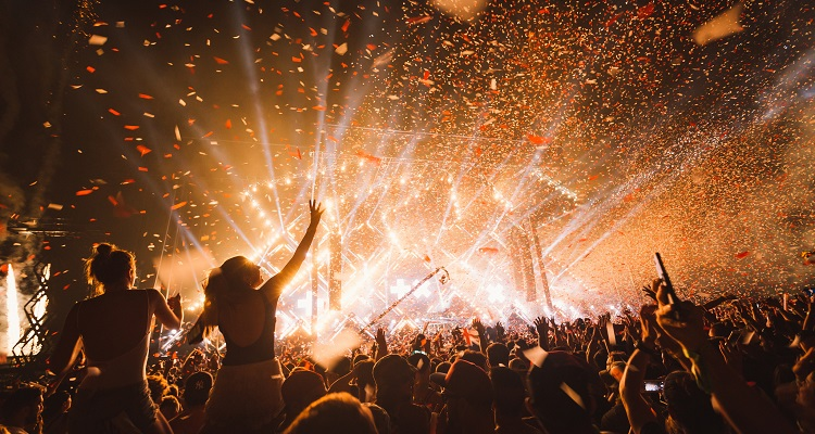 News: The UK's Live Music Scene Sales Reach NewHeights