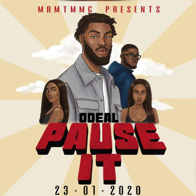 New Music: RnB Artist Odeal Releases New Single, PauseIt