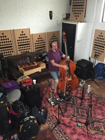Double bass - Big Smoke Studioa