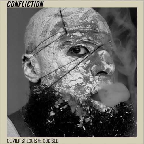 Dynamic Artist, Olivier St Louis Returns to First Word Records With the Captivating New Single, 'Confliction'