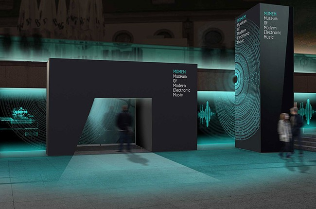 The Electronic Music Exhibition At London's Design Museum Is Opening July31st