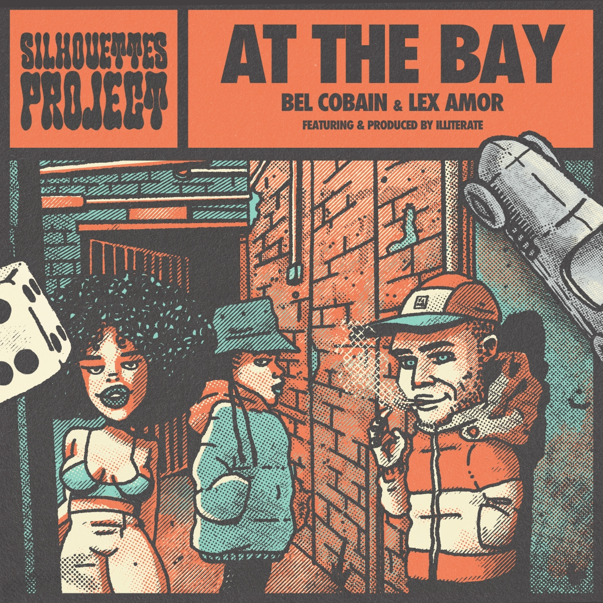 "Lex Amor and Bel Cobain Release The Silky New Single ""At The Bay"""