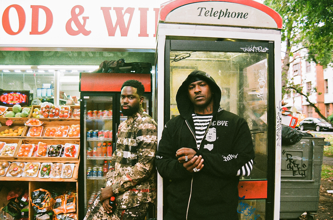 Ghetts Teams Up With Skepta For New Single – IC3