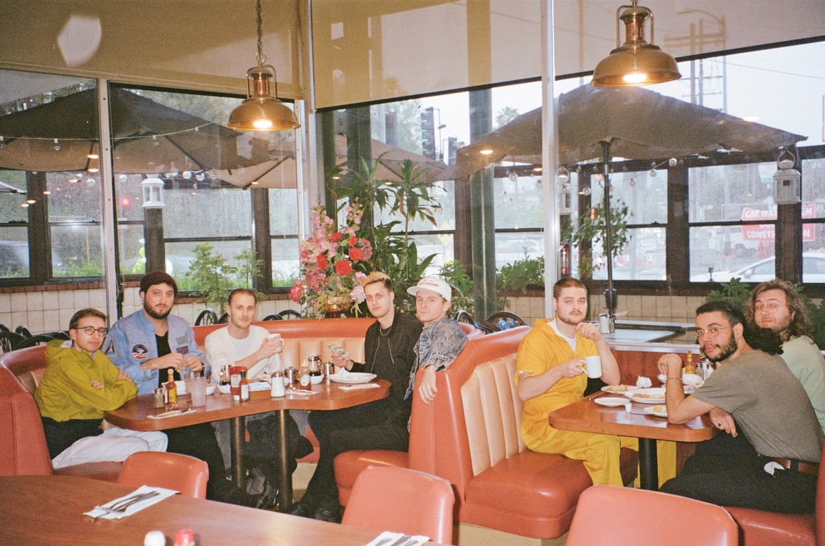 Canadian 8-Piece soul Jazz Collective Release Video To Summer Hit Track,Eddie