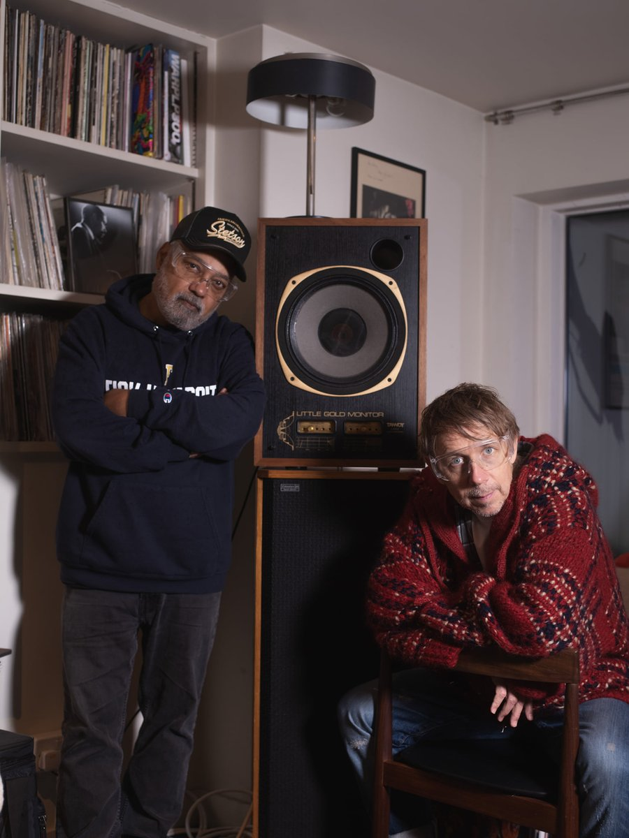 Gloabl Jazz DJ Gilles Peterson Teams Up With Jean- Paul Bluey Maunick Team For Project 'STRA4TA'