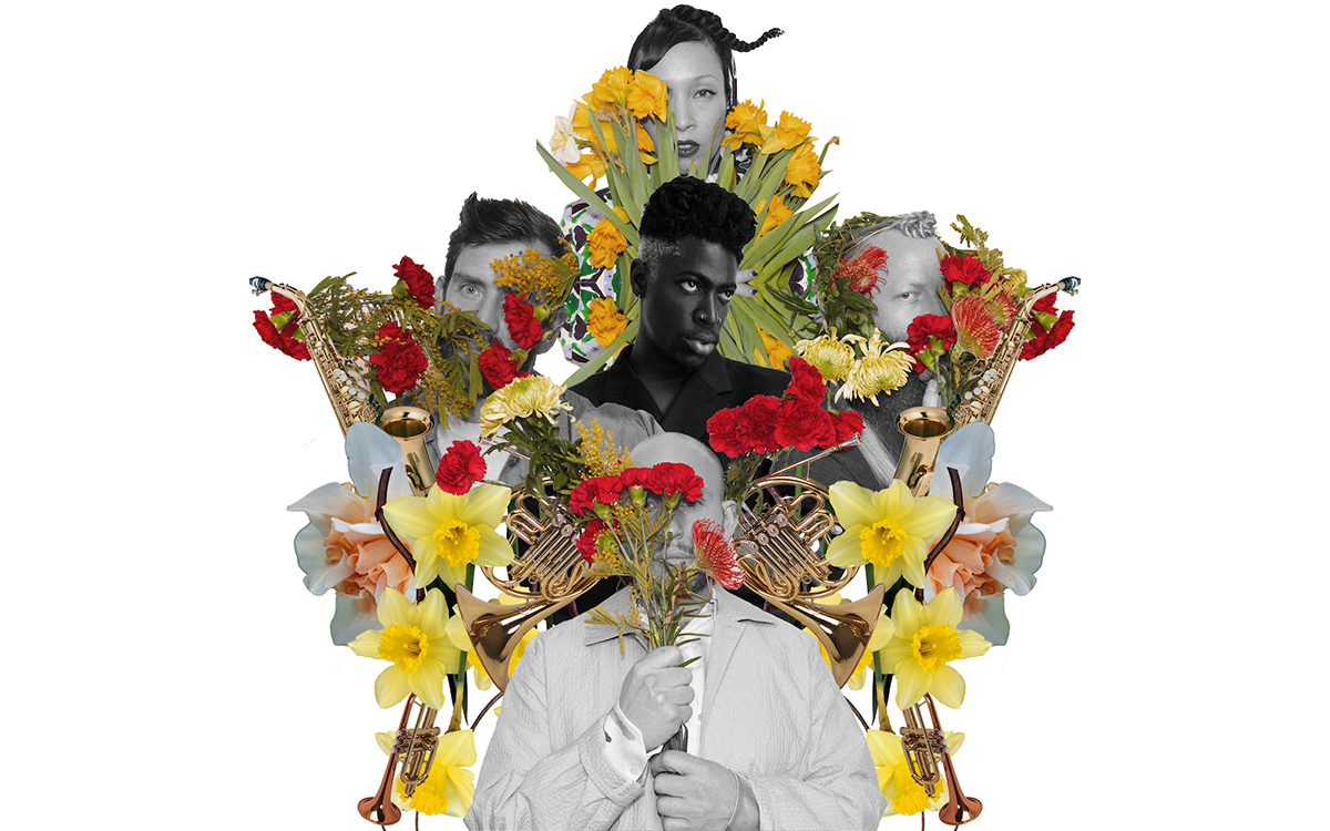 Little Dragon And Moses Sumney Colloborate On New Single 'The OtherLover'