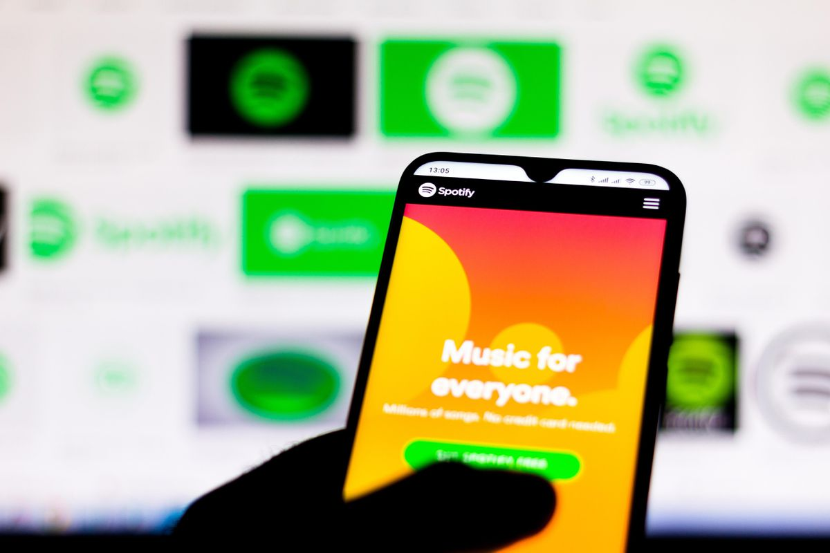 Spotify's Latest Invention Monitors Your Speech, Determines Your Emotional State… And Suggests Music Based On It