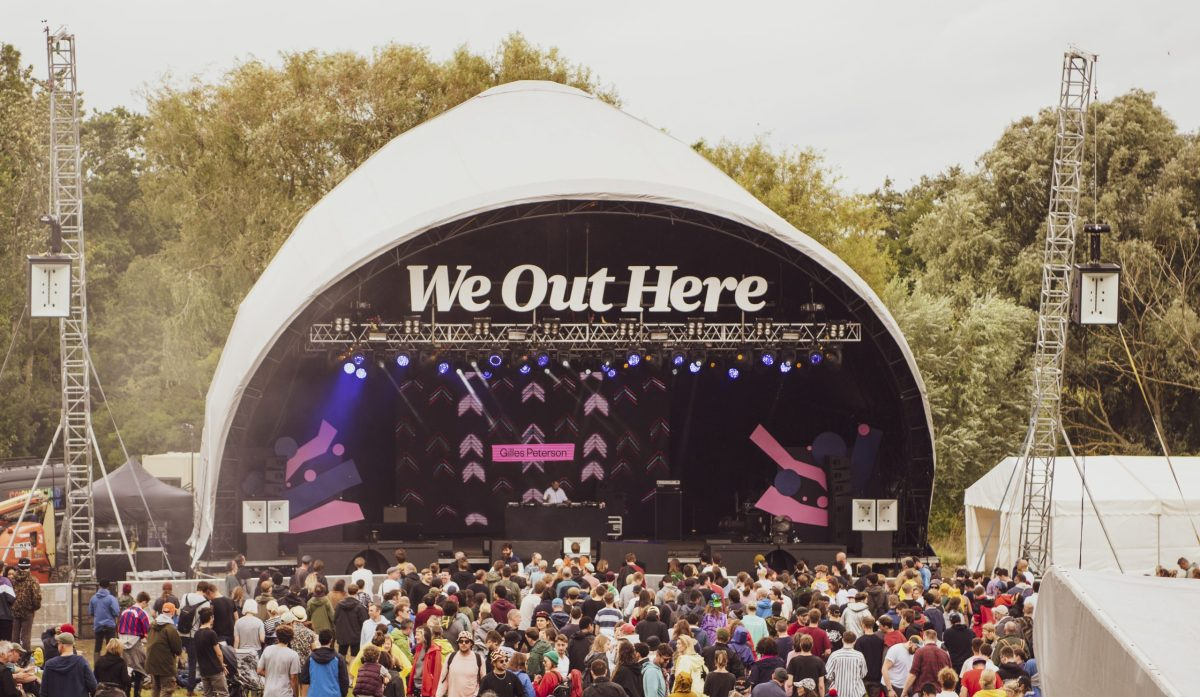 We Out Here Festival Adds Over 100 Artists To ItsLine-Up