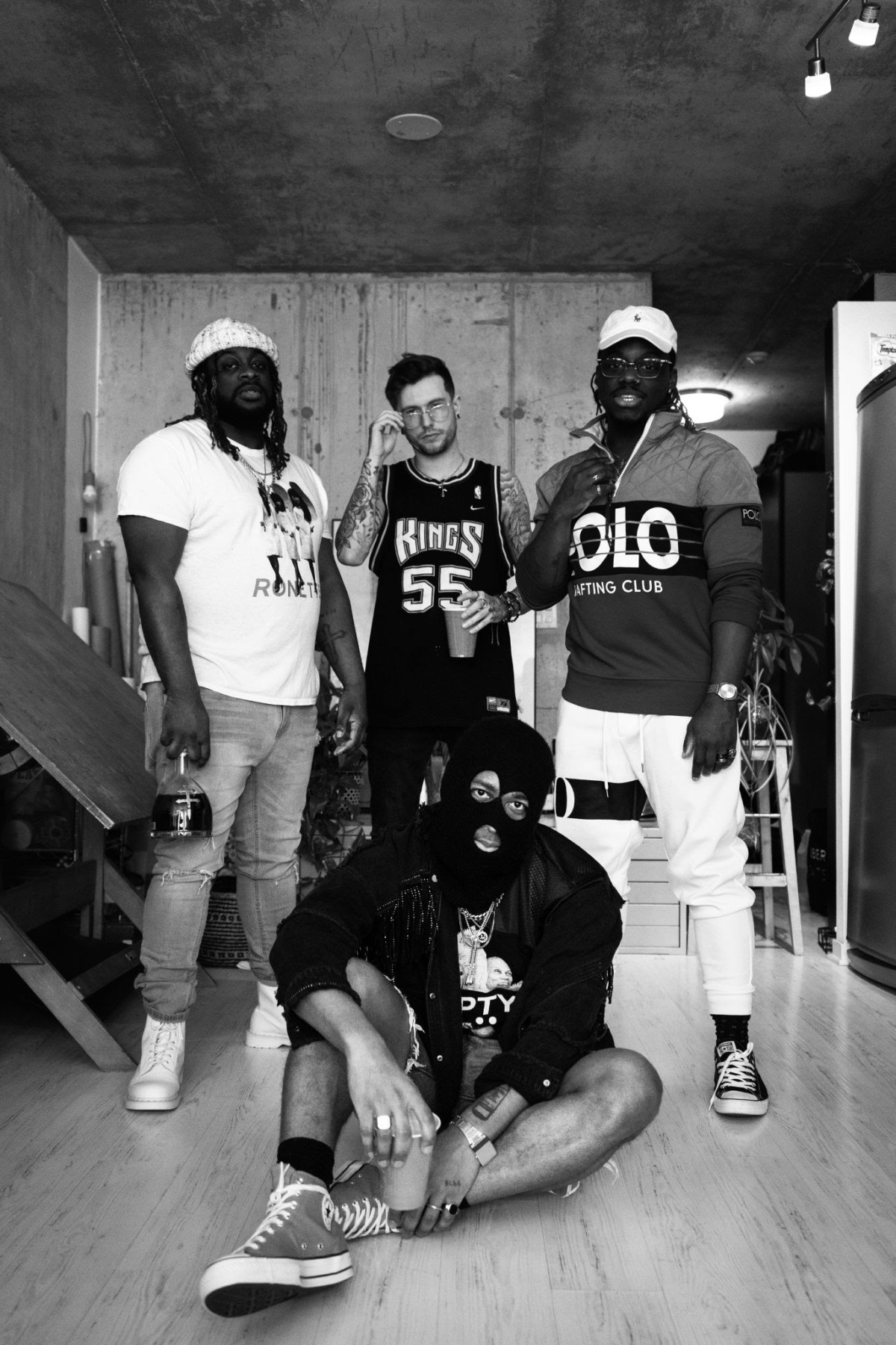 Hip Hop Collective STAYOUTLATE Show-off For Their New SingleLavish